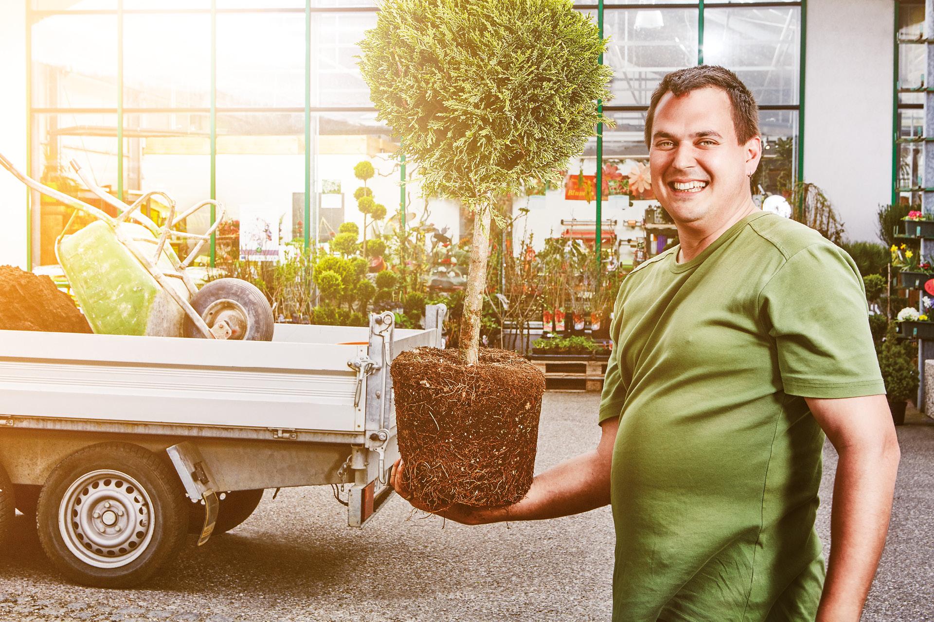 Gartenpflege Gärtnerei Fuchs